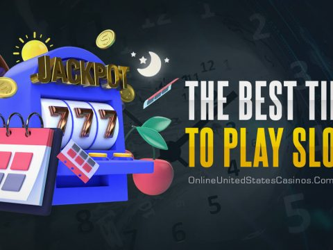 The Best Time to Play Slots Featured Image