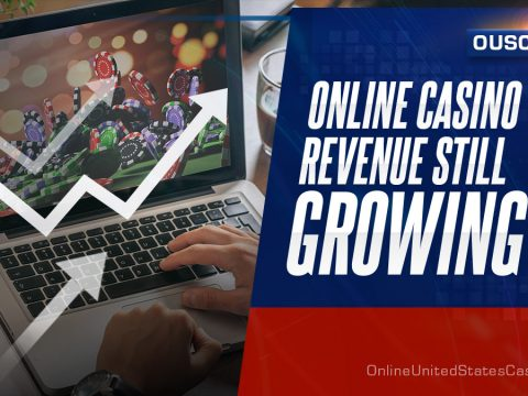 online gambling still rising even after players return to land based casinos